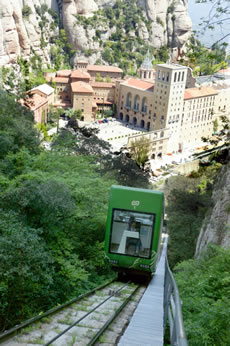 The Funicular de Sant Joan