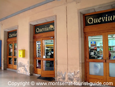 Shop Near Abat Marcet Apartments in Montserrat